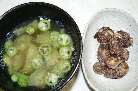 トマオ風味噌汁(^_^)