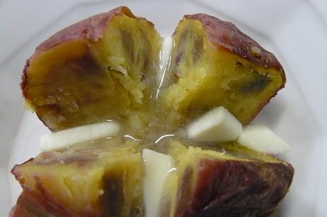 アンデスレッドのジャガバター