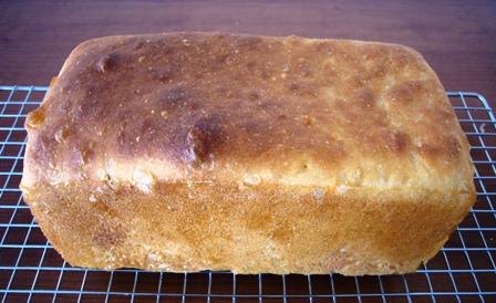 失敗酵母パン