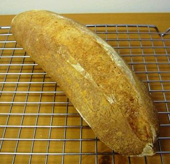紅茶酵母フランスパン3回目