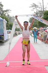 2006皆生優勝 42歳 藤原祐司