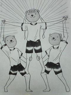 体育祭プログラム裏(完成!!!)