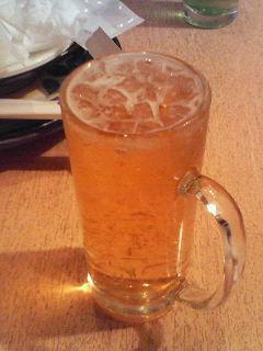 緑茶+ジンジャー