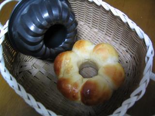 クグロフ型 パン