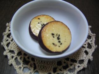 お芋のクッキー