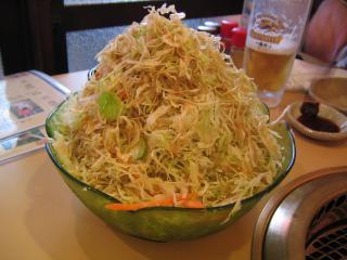 キャベツ盛サラダ