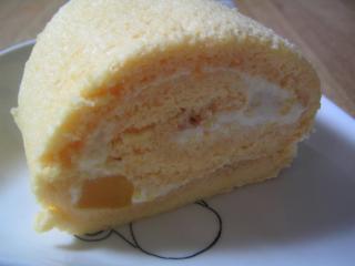 マンゴーヨーグルトケーキ