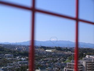 ペイント富士山