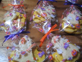 クッキープレゼント
