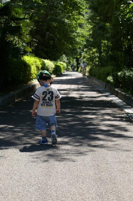 23番、遊舗道を行く