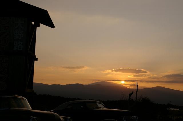 大野路キャンプ場朝陽2