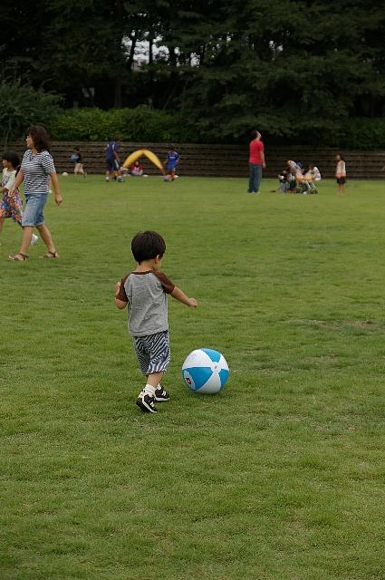 この球は俺のものだ!