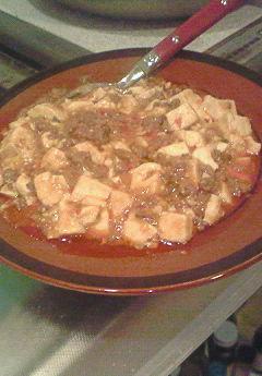 マーボー豆腐3