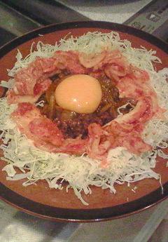 韓国風焼肉2