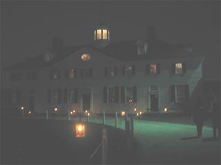 ジョージワシントンの邸宅