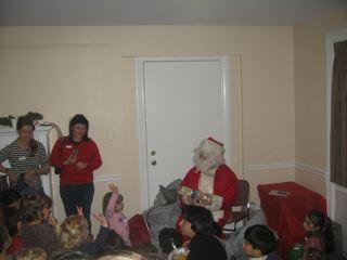 IWGのクリスマスパーティー