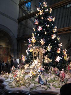 メトロポリタン美術館内のツリー