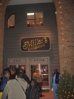 Miller's Smorgasbord