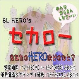 SL Hero's 投票