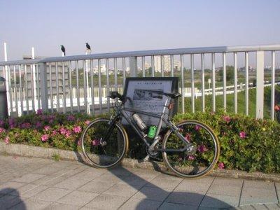 スタートは多摩川水道橋
