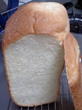 ほんの少~しデニッシュ風味食パン