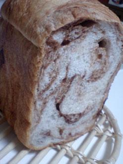 チョコチップ食パン