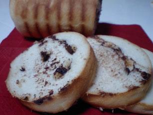 ハニーチョコチップパン