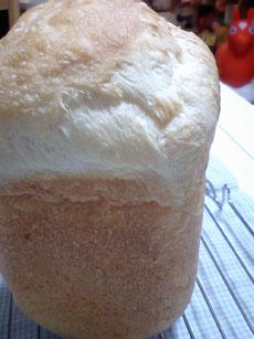 ホシノさんでシンプル食パン