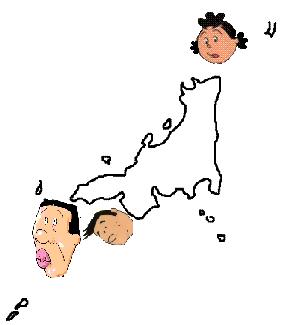 三郎が四国