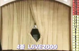 4番 LOVE2000