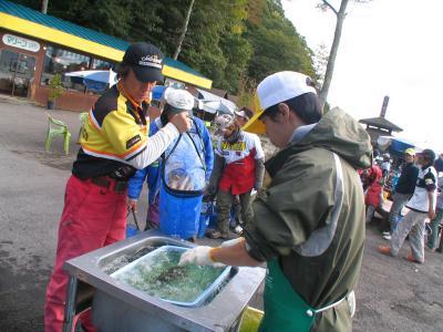 2007年10月13~14日 野尻決勝