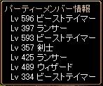 Lv高すぎw