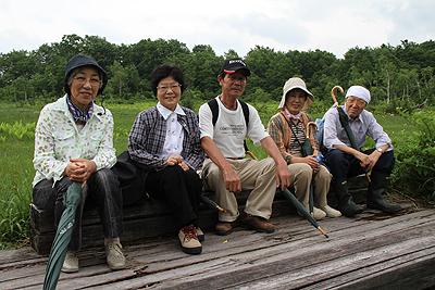 駒止湿原 2011 7 4 017
