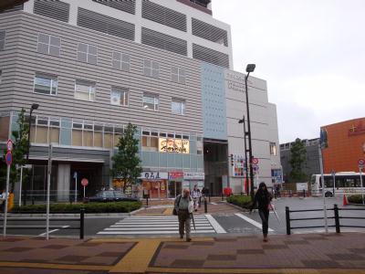 南千住駅前ロータリー・再開発
