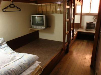 別館ドームホステルえびすや 相部屋7人室