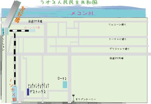 2号店地図