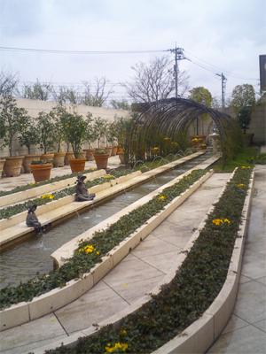 ティファニー庭園