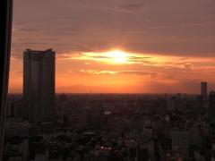 東京タワーから1