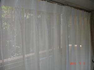 東リKTB2450 UVカットミラーレースカーテン