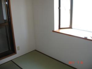 壁紙張替後(クロス張替後)和室