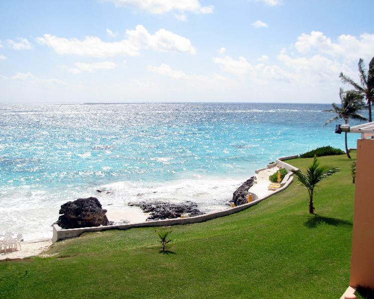 バミューダへの旅①