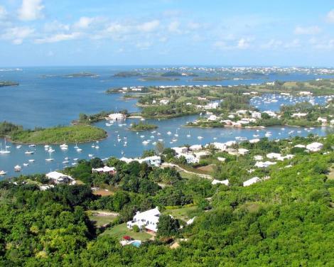 バミューダへの旅⑨