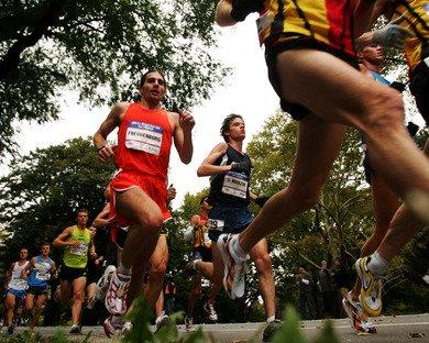 NYCマラソン④