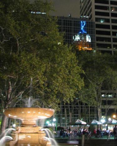 夜の公園③