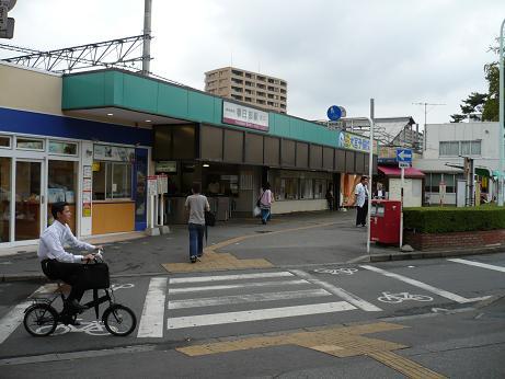 春日部駅8
