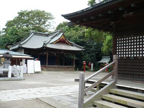 鷲宮神社10
