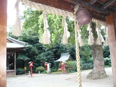鷲宮神社アニメ11
