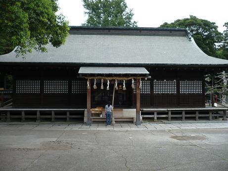 鷲宮神社11