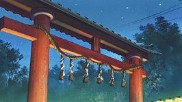 鷲宮神社アニメ1