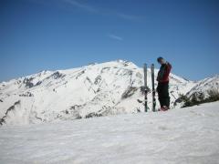 060503白山(別山から)